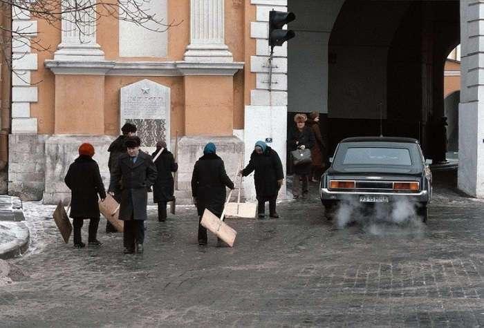 Прикоснуться к истории: какой была Москва много лет назад