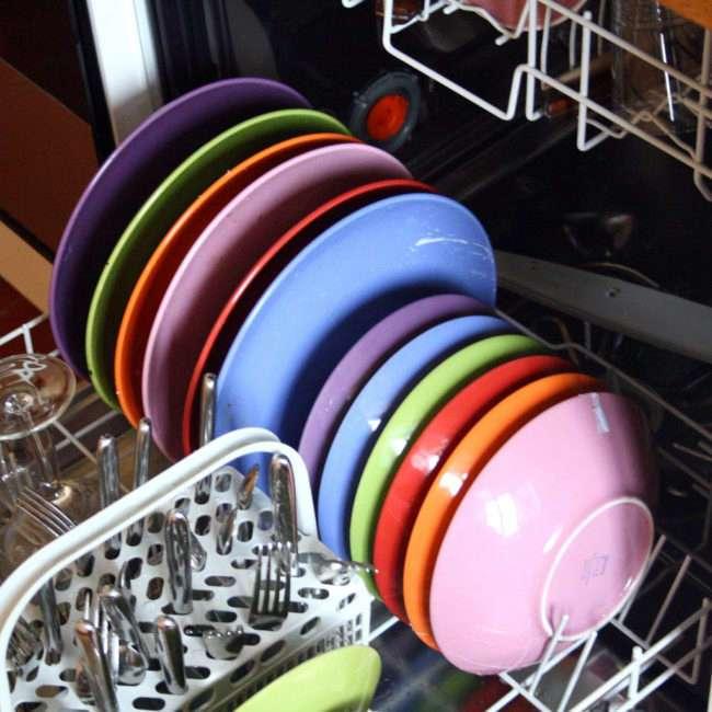 15 лайфхаков для тех, кто не любит мыть посуду