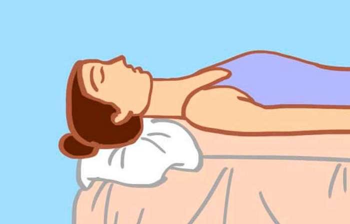 То, как вы спите на подушке, может кое-что рассказать о вашей личности