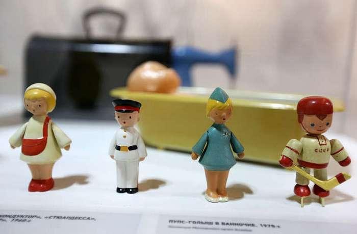 Выставка советского дизайна во Владивостоке. ФОТО