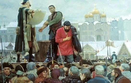 Как Александр Суворов подавлял русский бунт Пугачева