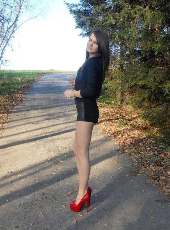 Девочки Вечера: из соцсетей (27 фото)