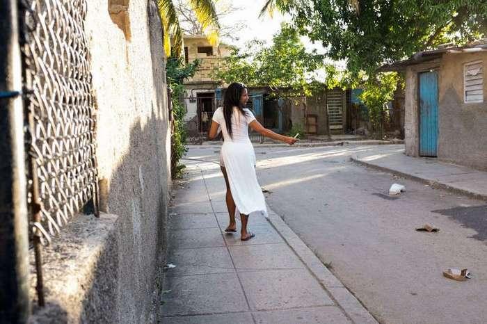 Как кубинцы бегут с Острова Свободы (17 фото)