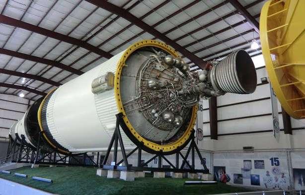 Куда делись ракеты Сатурн 5? (10 фото)