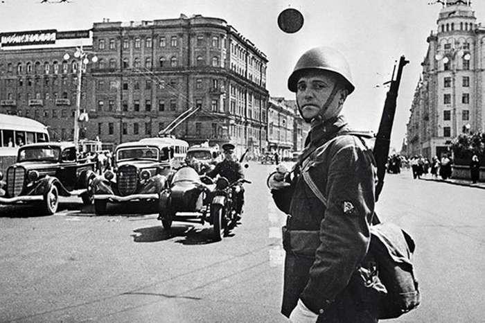 По законам военного времени (7 фото)