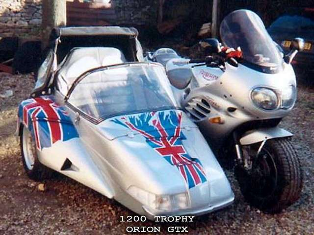 VOS SIDECARS (39 фото)