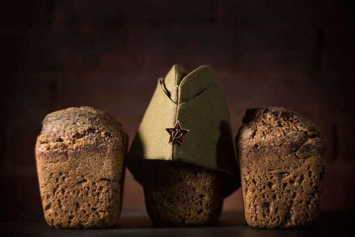 Хлеб фронтовой. 1944 год (10 фото)