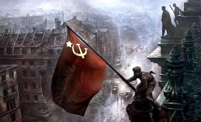 Одна из тысяч историй победы в Великой Отечественной войне (5 фото)