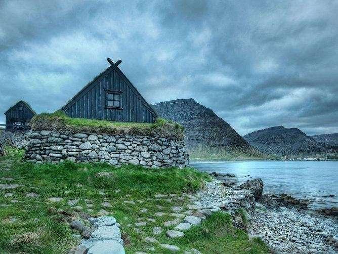 Исландцы и их особенности жизни (5 фото)
