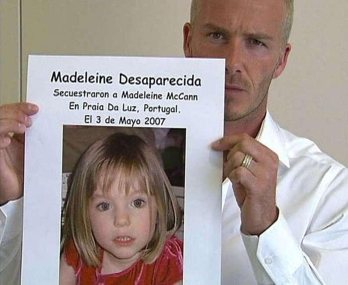 Загадка Мэдди Макканн (10 фото)