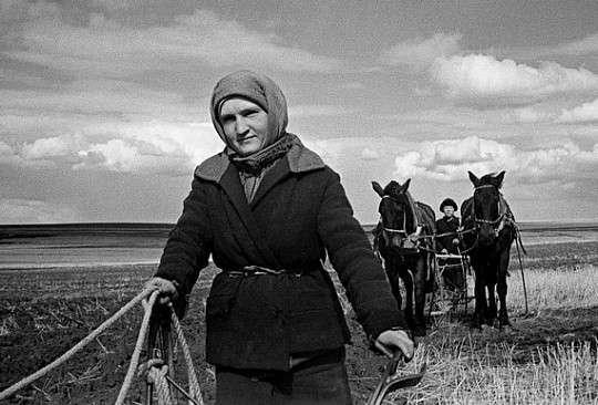 В годы Великой отечественной войны советский народ совершил великий подвиг не только на поле битвы (12 фото)