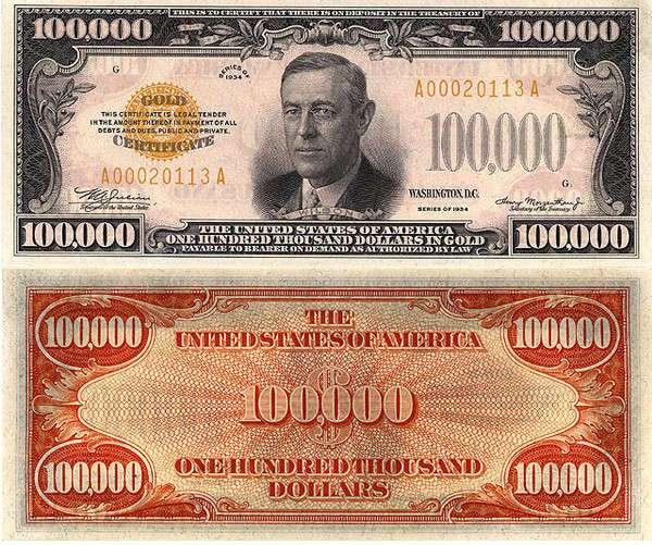 Банкнота мистера Бернса (5 фото)