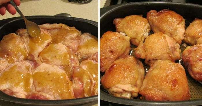 Я часто готовлю куриные бедрышки, но этот рецепт сделал их моим коронным блюдом!