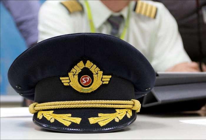 Вот как пилоты и самолеты готовятся к полету