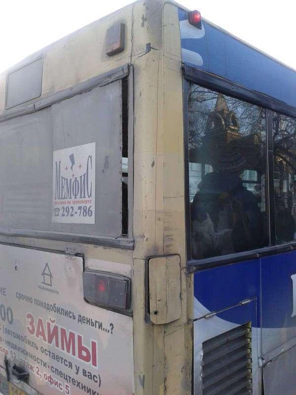 20 фото о неповторимых реалиях нашего общественного транспорта