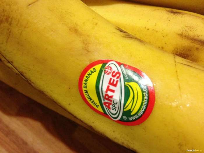 """Если вы увидели на наклейке фрукта цифру """"8"""", не покупайте его! Вот почему..."""