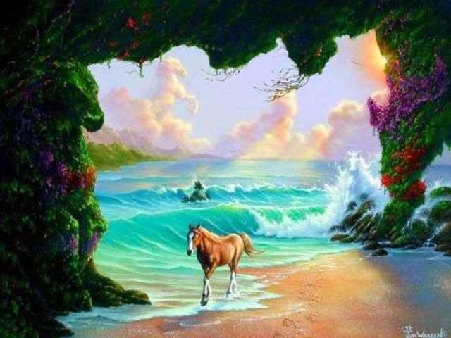 Только 2% людей может отыскать всех лошадей на этом изображении. Вы входите в их число?