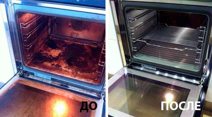 6 хитростей по уборке кухни без бытовой химии