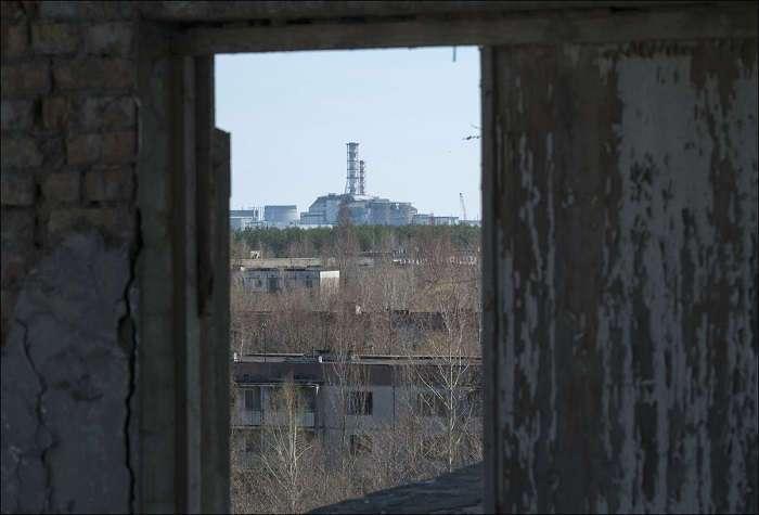 23 фотографии из города-призрака Припять, попавшего в зону отчуждения