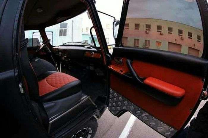 Великолепный автоинтерьер (5 фото)