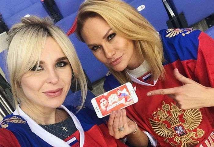 Жёны и девушки хоккеистов сборной России на ЧМ-2017 (8 фото)