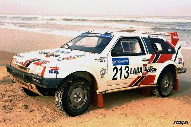 Самые скоростные автомобили Lada – победители гонок (18 фото)