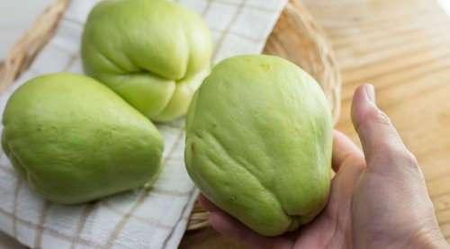 Необычные и удивительные плоды (7 фото)