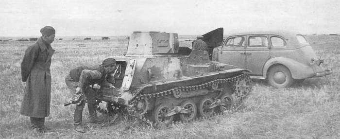 Подвижное пулеметное гнездо / танкетка -Объект 217- (19 фото)