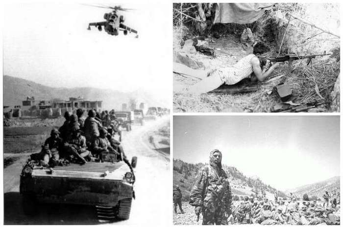 Афганская боль, афганская пыль, афганские будни (24 фото)