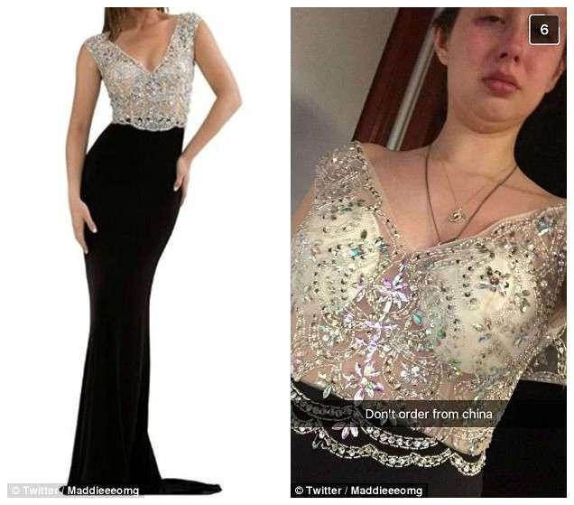 Этим Золушкам срочно нужна Фея-крестная: они купили платья на выпускной в интернете (18 фото)