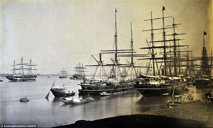 Фотоальбом путешественницы викторианской эпохи (18 фото)