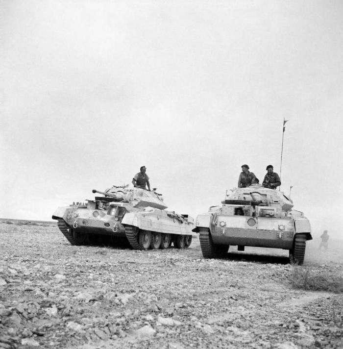 Интервью английского и американского танкистов, ветеранов Второй мировой войны (5 фото)