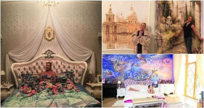 Чтоб я так жил: как живут звезды российской эстрады? (40 фото)
