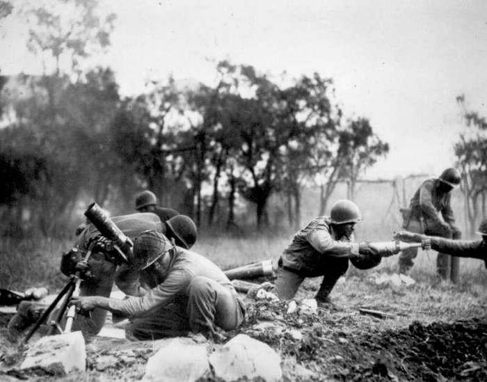 Воспоминания ветеранов США Второй мировой войны, про немцев и западном фронте (7 фото)
