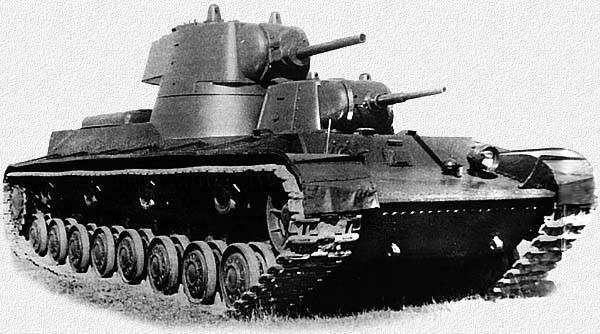 Пять необычных советских экспериментальных танков (7 фото)