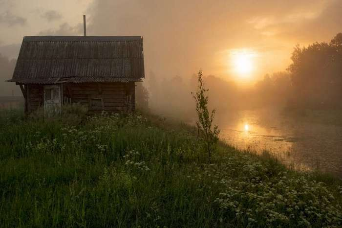 Деревня Церковище (25 фото)