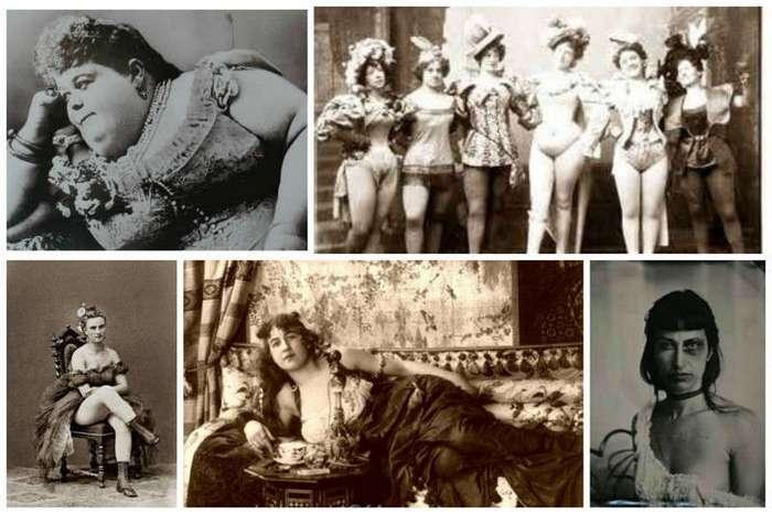 Девушки с пониженной социальной ответственностью из борделей Дикого Запада (22 фото)