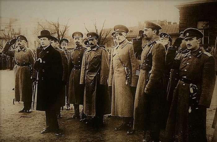 100 лет революции. Как Керенский стал правителем России (11 фото)
