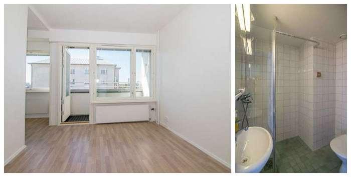 Какое жилье можно снять в Европе за 50 тысяч рублей в месяц и меньше (16 фото)