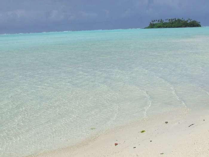 Острова Кука. Rarotonga (43 фото)