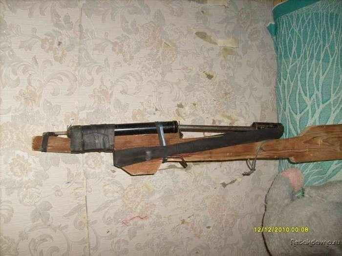 Стреляющие игрушки-самоделки мальчиков СССР (28 фото)