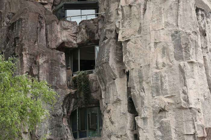Апартаменты с видом на горы в центре Шанхая (3 фото)