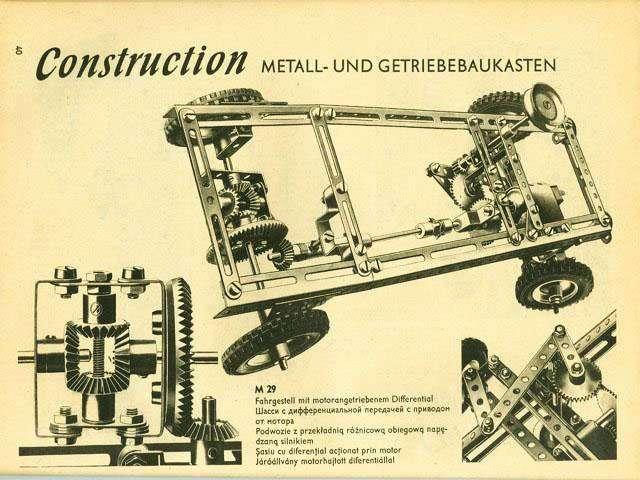 Лучшие игрушки для будущих технарей времён нашего детства (СССР и США) (12 фото + 7 видео)