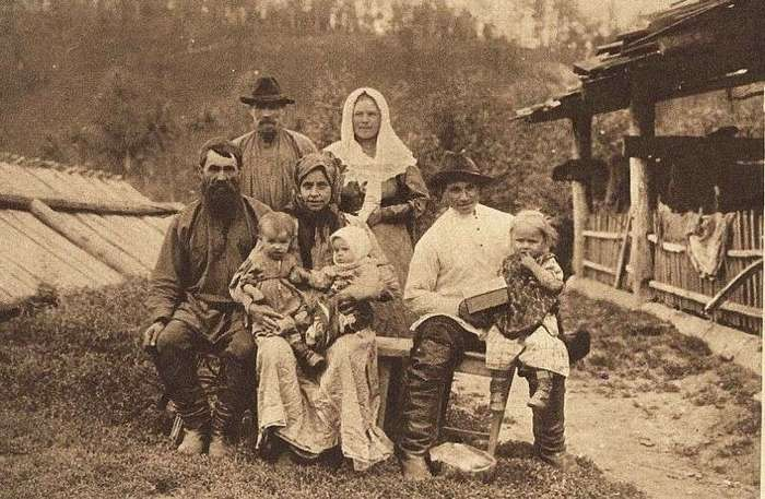 Степени родства у русских (7 фото)