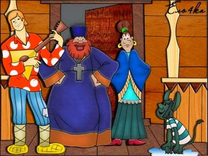 Посадят ли священника за оскорбление чувств верующих? (1 фото)