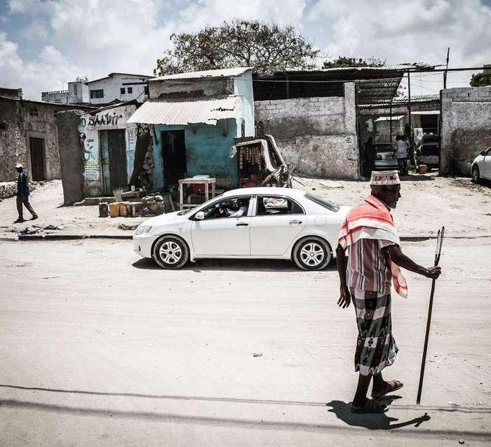 Как выглядит столица Сомали сегодня (32 фото)