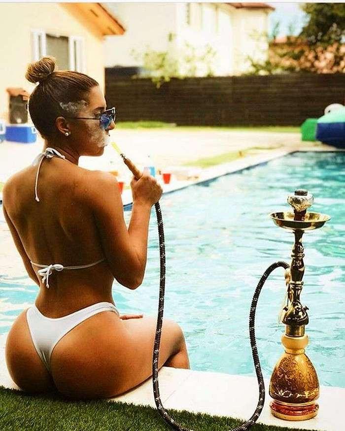 Вейперицы, дымульи и выдуфеевательницы (25 фото)