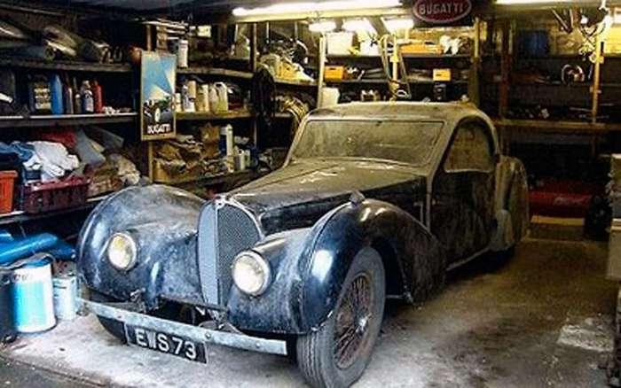 Эксцентричный дядя завещал им старый гараж. Найденное среди старья и пыли просто поражает!