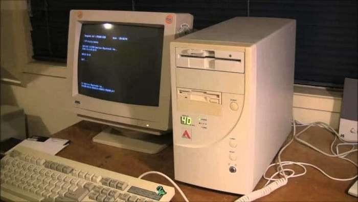 -Выходи из сети, мне нужен телефон!- и прочие ужасы древнего интернета (18 фото + 1 видео + 1 гиф)