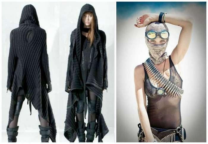 Постапокалиптическая мода (27 фото)